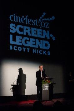 Scott Hicks - Screen Legend Award