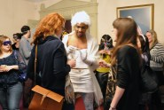 Mercutio spiking drinks at 360 Screenings.