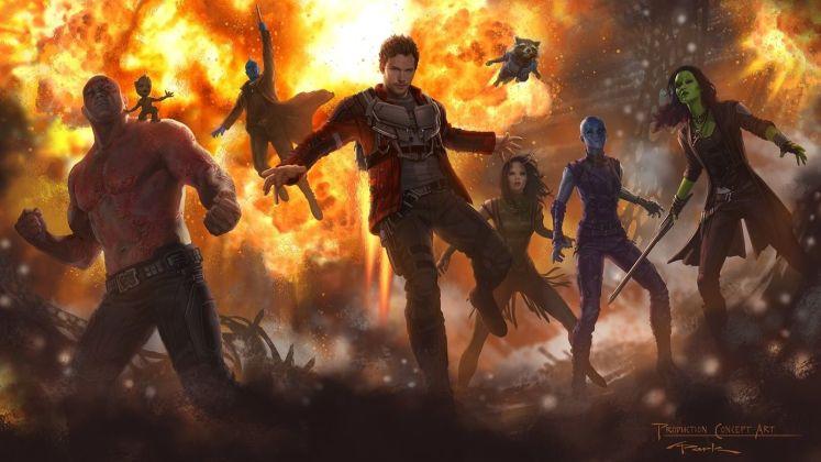 Guardianes de la Galaxia 2: ¡Por fin tenemos tráil…