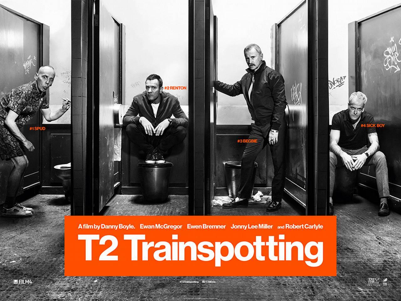 Póster Trainspotting 2
