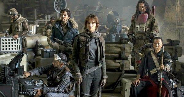 Felicity y su equipo de aguerridos rebeldes
