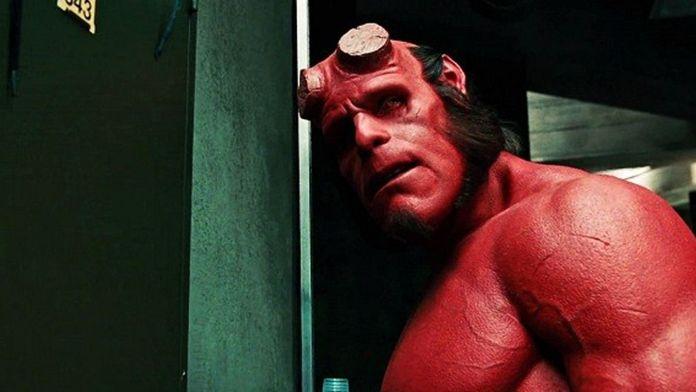 Hellboy Del