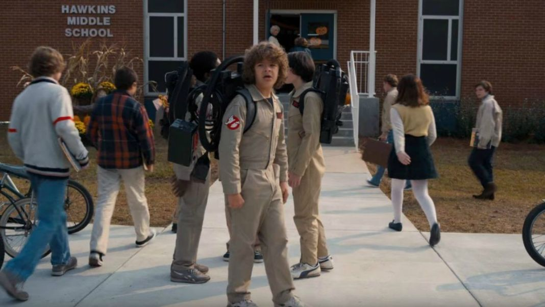 Stranger Things pide consejo