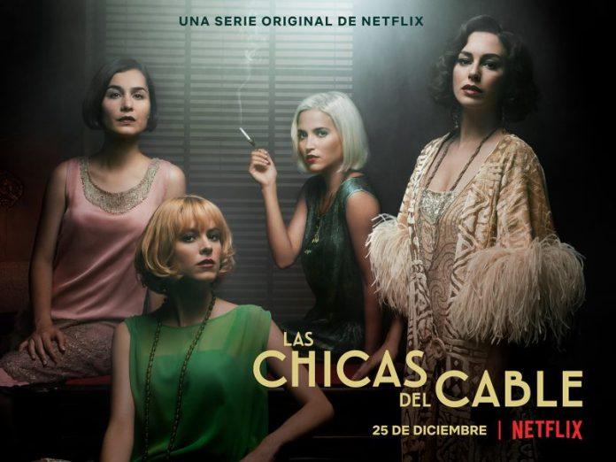 las chicas del cable, navidad, 25 de diciembre, segunda temporada, netflix