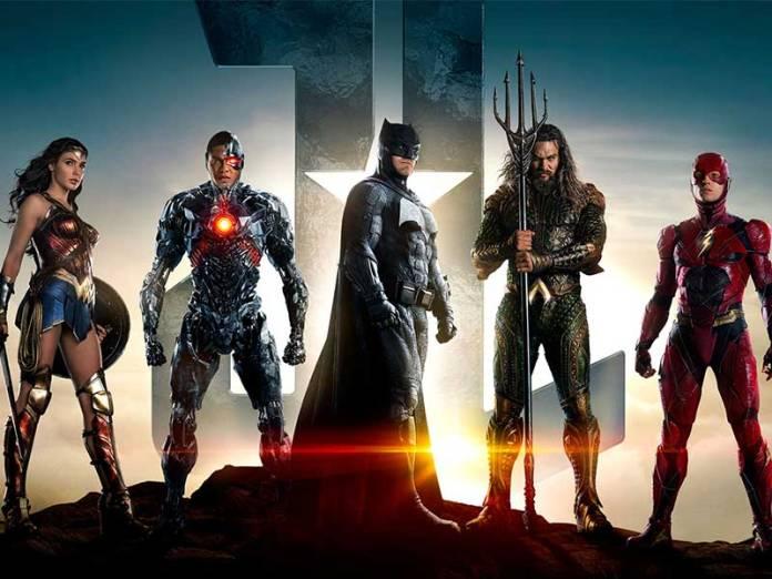 justice league La liga de la Justicia dc