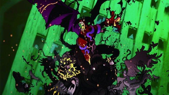 devilman crybaby 03