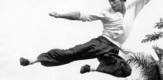 Bruce Lee - David