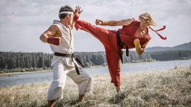Street Fighter artes marciales