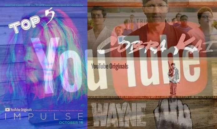 Top 5 youtube