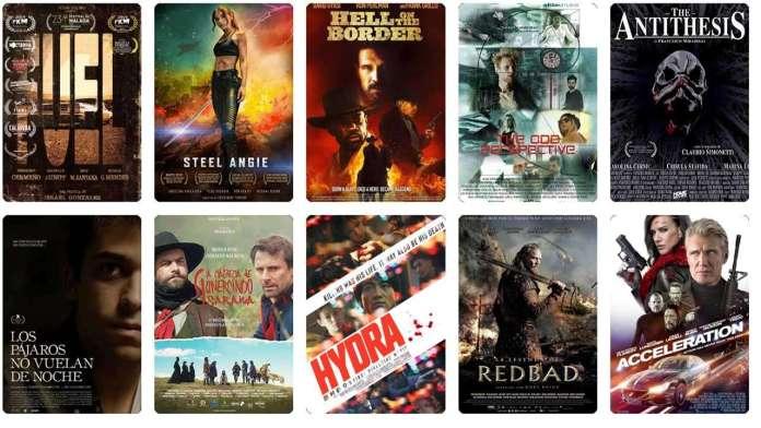 Festival cine acción NIAFFS 2020
