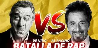 Batalla de Rap DE NIRO VS AL PACINO
