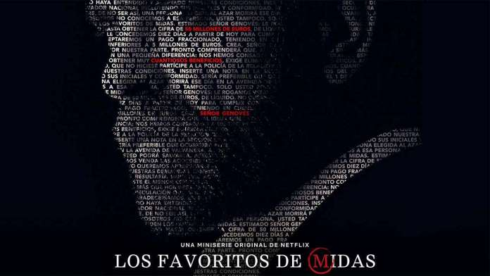 Los Favoritos de Midas Netflix