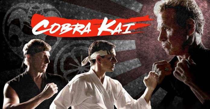 Cobra Kai temporada 3