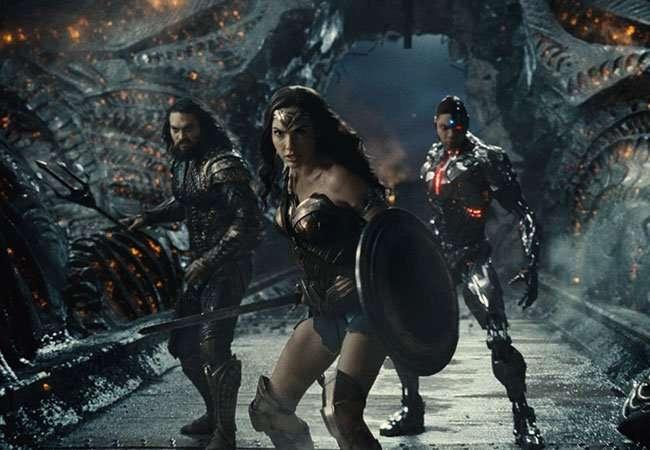La Liga de la Justicia de Zack Snyder (02)