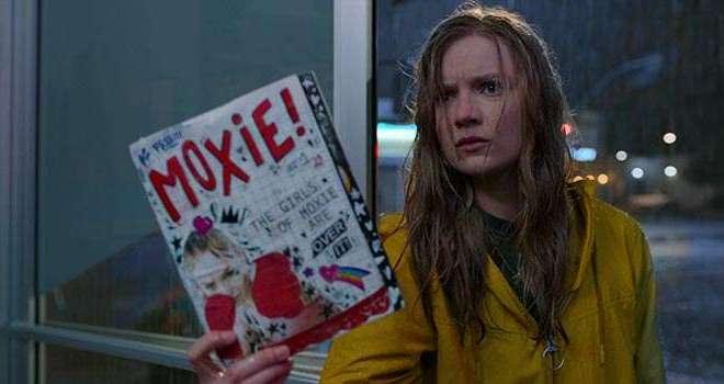 Moxie Netflix Hadley Robinson