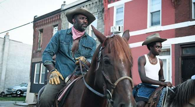 Cowboy de Asfalto Caleb McLaughlin Idris Elba