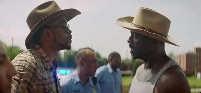 Cowboy de Asfalto Idris Elba Method Man