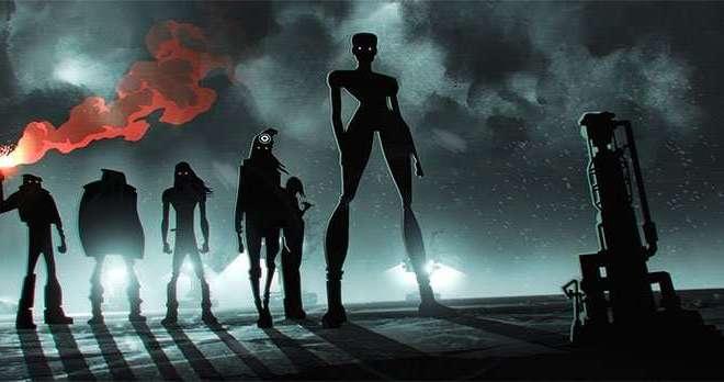 Hielo Love, Death + Robots