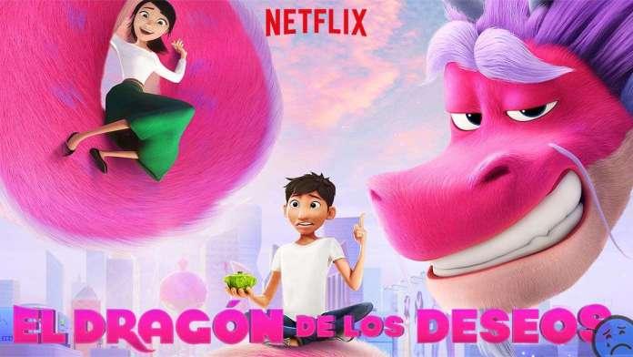 El Dragón de los Deseos