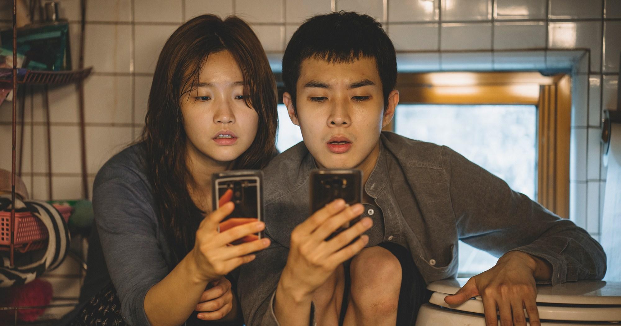 8 Curiosidades sobre Parasite, la película que hizo historia en los Oscars 2020   Cinéfilos