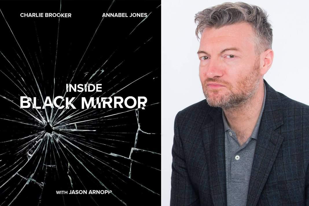 Charlie Brooker Black Mirror Netflix Película 2020 Covid-19