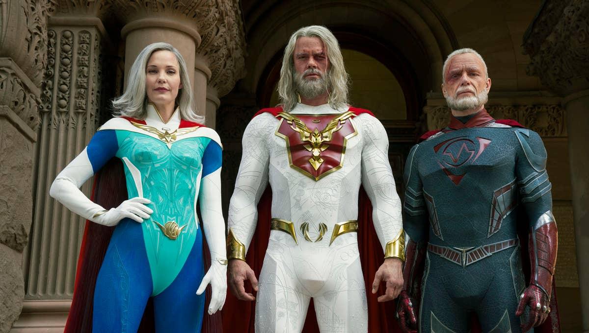 Salió el trailer de Jupiter's Legacy, la nueva serie de superhéroes de  Netflix | Cinéfilos