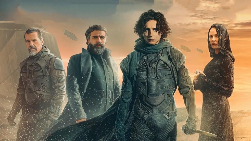 Denis Villeneuve confirmó que Dune 2 está en proceso