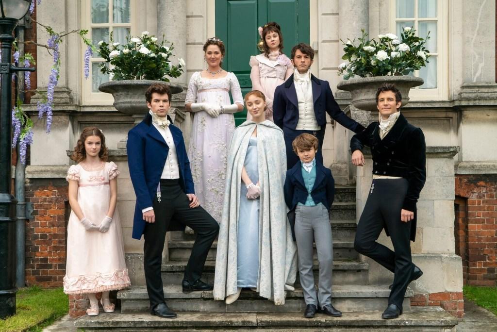 Bridgerton: Netflix mostró un avance de la segunda temporada