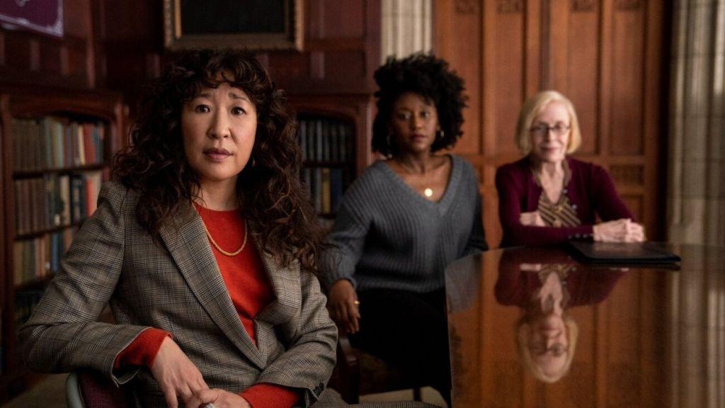 La directora, la serie de Netflix con Sandra Oh que no te podes perder