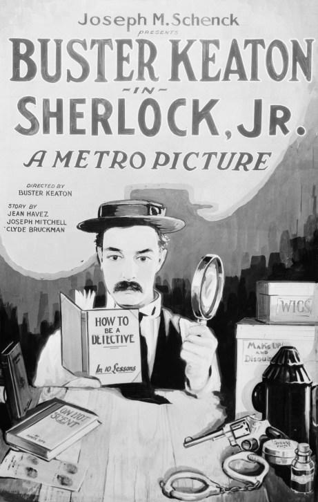 Poster - Sherlock Jr._03