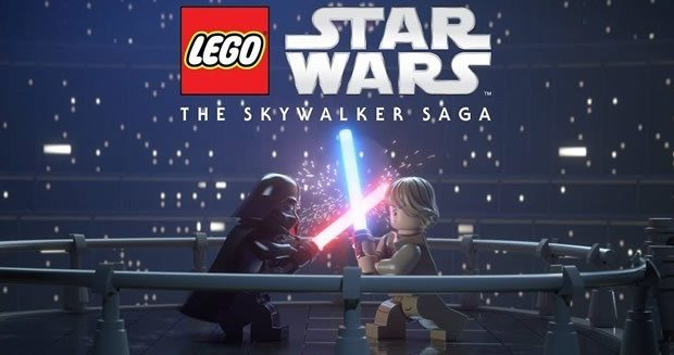 Lego Star Wars: La Saga de Skywalker.