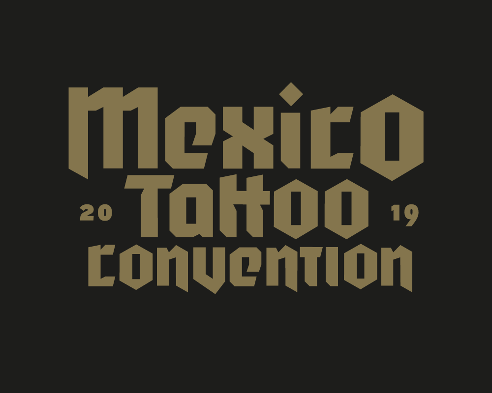 MEXICO TATTO CONVENTION