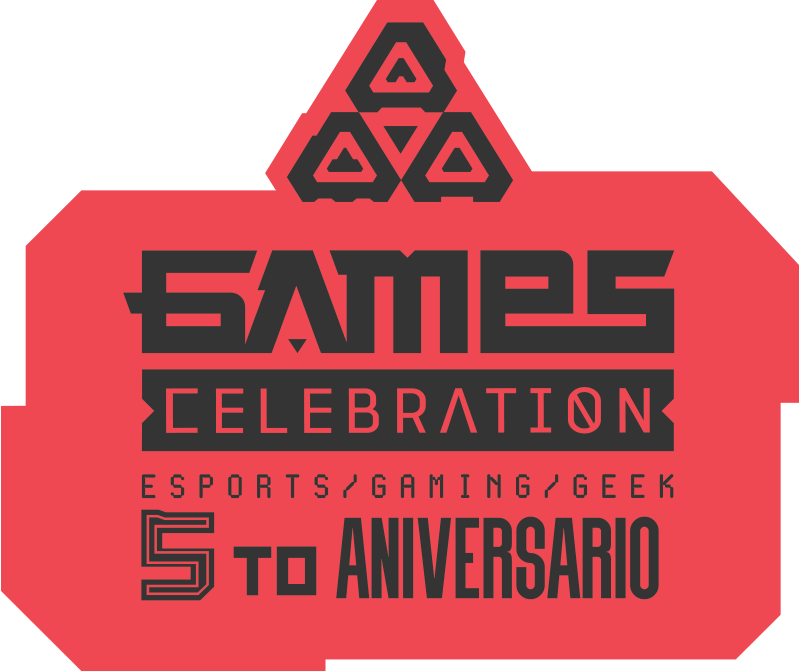 Games Celebration 2019 5o Aniversario Nueva Identidad