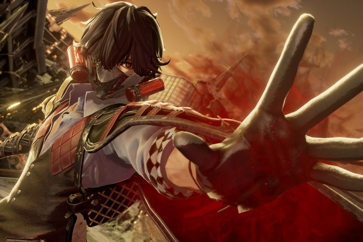 Review | CODE VEIN