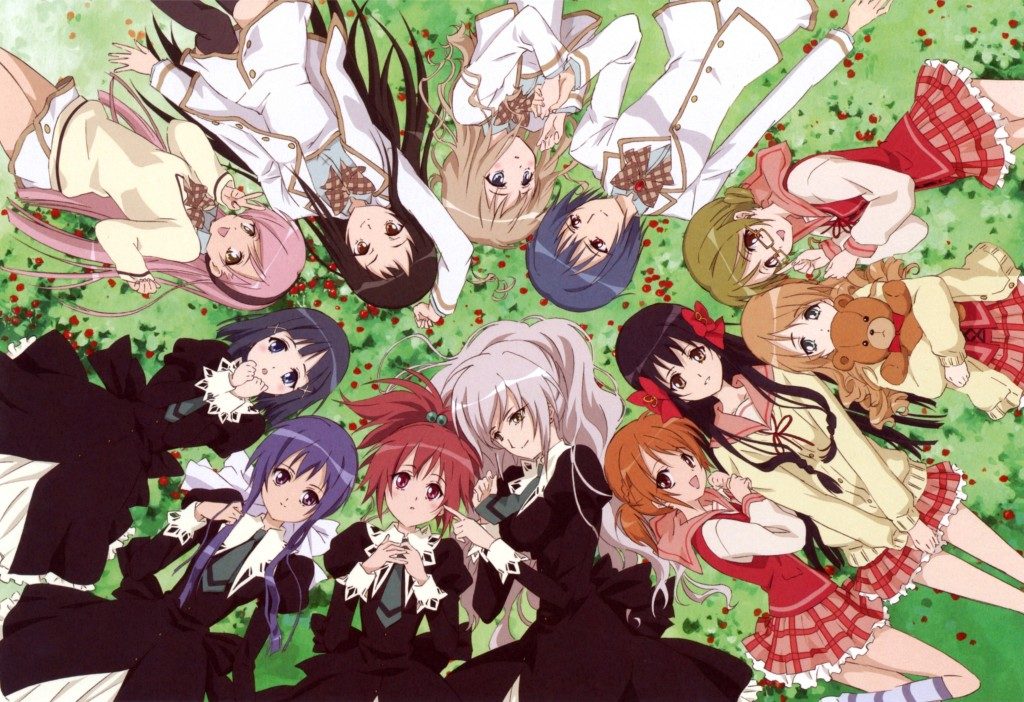Anime para princpiantes Vol.5 Shoujo-Ai/ Yuri
