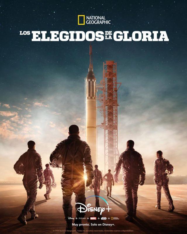 LOS ELEGIDOS DE LA GLORIA DE NATIONAL GEOGRAPHIC LLEGA A DISNEY+