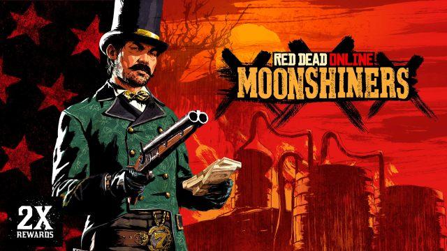 Semana de Fabricante de aguardiente en Red Dead Online