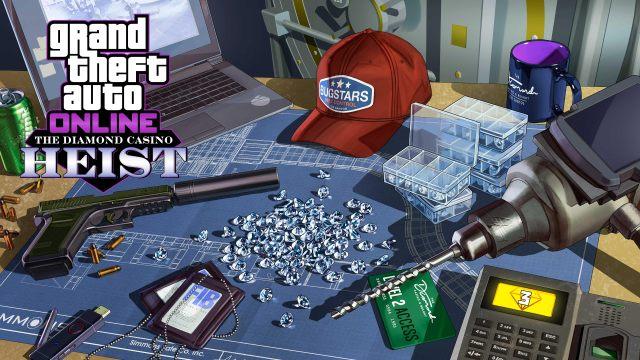 Esta semana, la acción está de regreso en The Diamond Casino & Resort en GTA Online