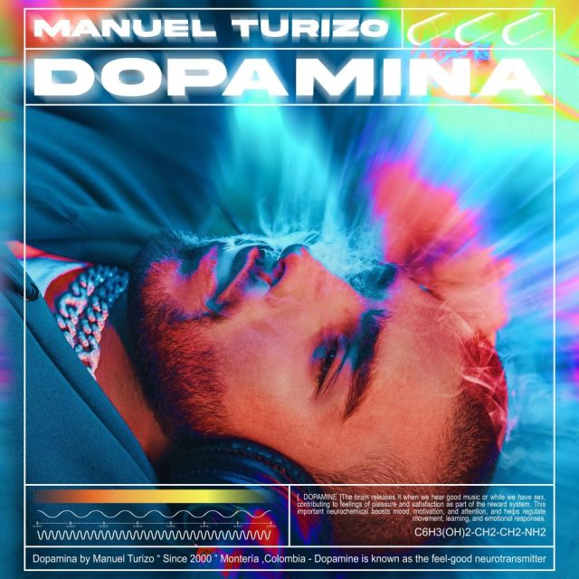 Manuel Turizo presenta Dopamina