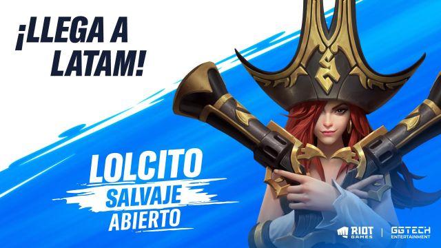 Riot Games y GGTECH anuncian la llegada de Lolcito Salvaje Abierto