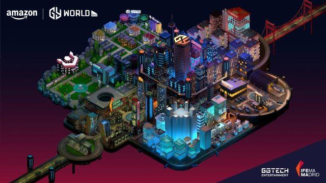 Nace AMAZON GAMERGY WORLD
