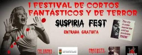 Suspiria Fest cartel