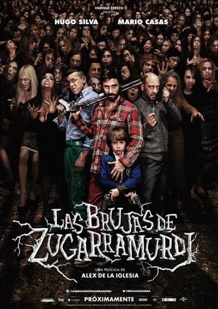las bruajs póster