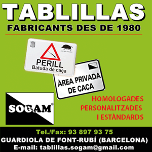 Tablillas SOGAM 2
