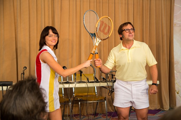 """TOMATO SLAM: WE BATTLE OVER """"BATTLE OF THESEXES"""""""