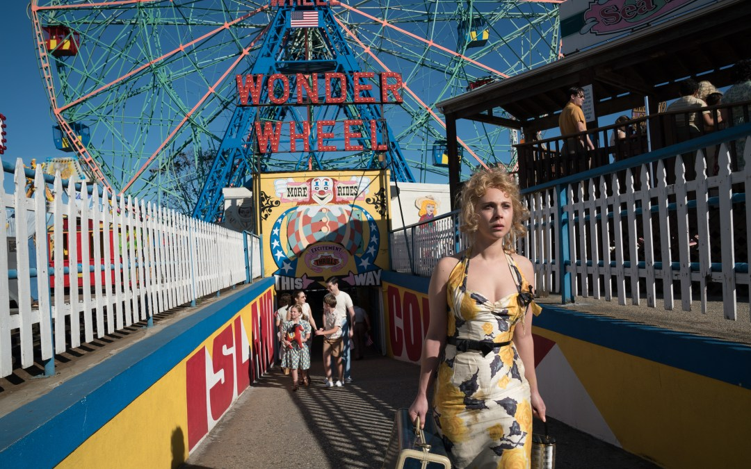 FILM REVIEW: WONDER WHEEL
