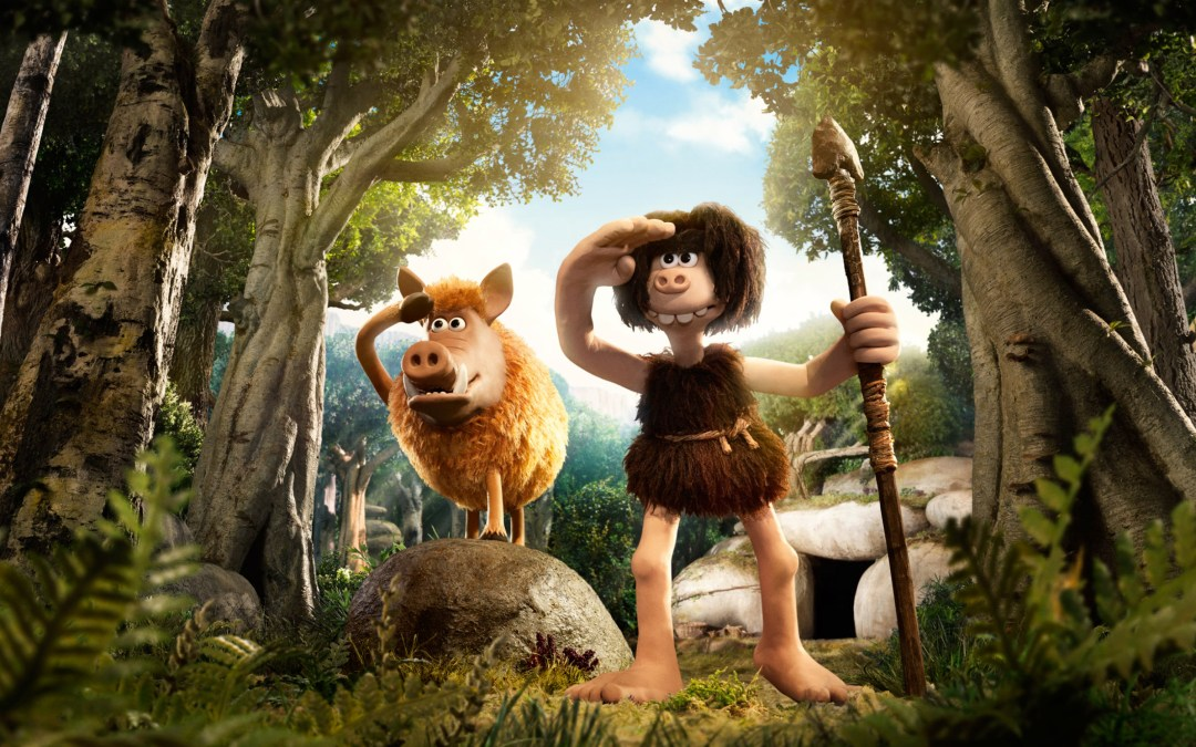 FILM REVIEW: EARLY MAN