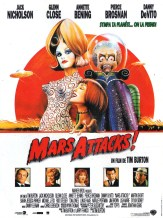 affiche mars attacks