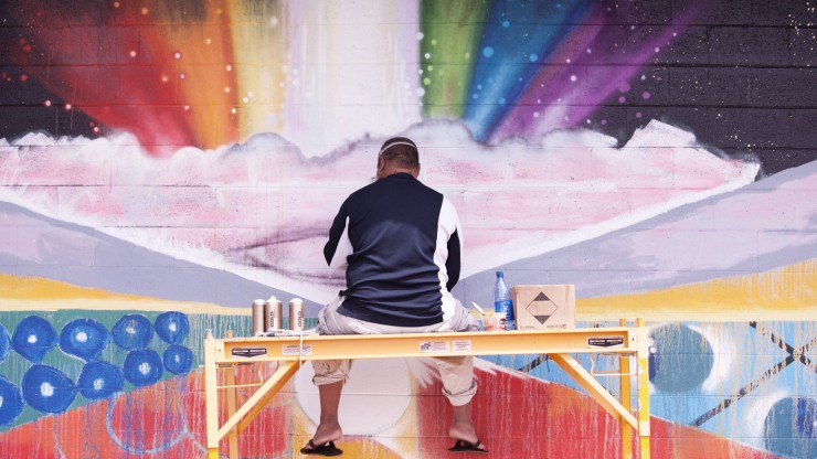 AAAFF: Mele Murals