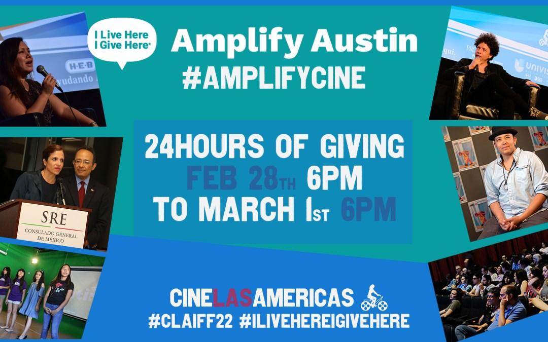 Amplify Austin February 28th – March 1st